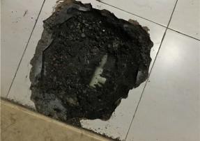扬州漏水检测公司 - 【家庭测漏】扬州皇宫花园