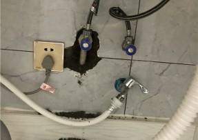 扬州漏水检测公司-测漏案例 - 【家庭测漏】扬州石桥新苑